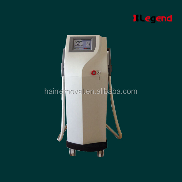 Top quality 30 0000 shots IPL+E-light+SHR System UK Imported Lamp Hair Laser Removal IPL RF