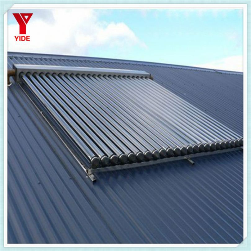 solar water heater plastic solar pool heater collector