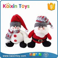 10255300 6 Inch Christmas Stuffed Toys And Gifts