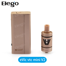 100% Authentic Big Vapor E cigarete Kit Vic VTC Mini 75W Mod Kit eVic VTC mini V2 Big Vapor E cigarette Joyetech