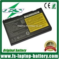 cmos laptop battery for notebook TravelMate 2350 BATCL50L4 of acer battery