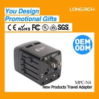 concise promotion gifts for police,environmental protection gift item electrical gift set