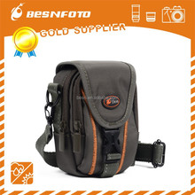 Black Small size Waterproof Nylon Cute customized digital camera bag
