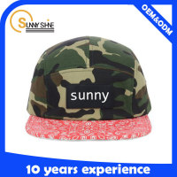 5 panel hats digital camo baseball hats oem camo baseball hats with factory price
