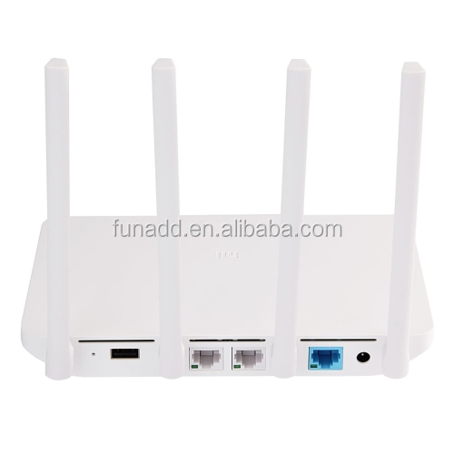 Original Xiaomi Mi WiFi Wireless Router 3A 64MB DDR2 Dual-Band 2.4GHz/5GHz with 4 Antennas