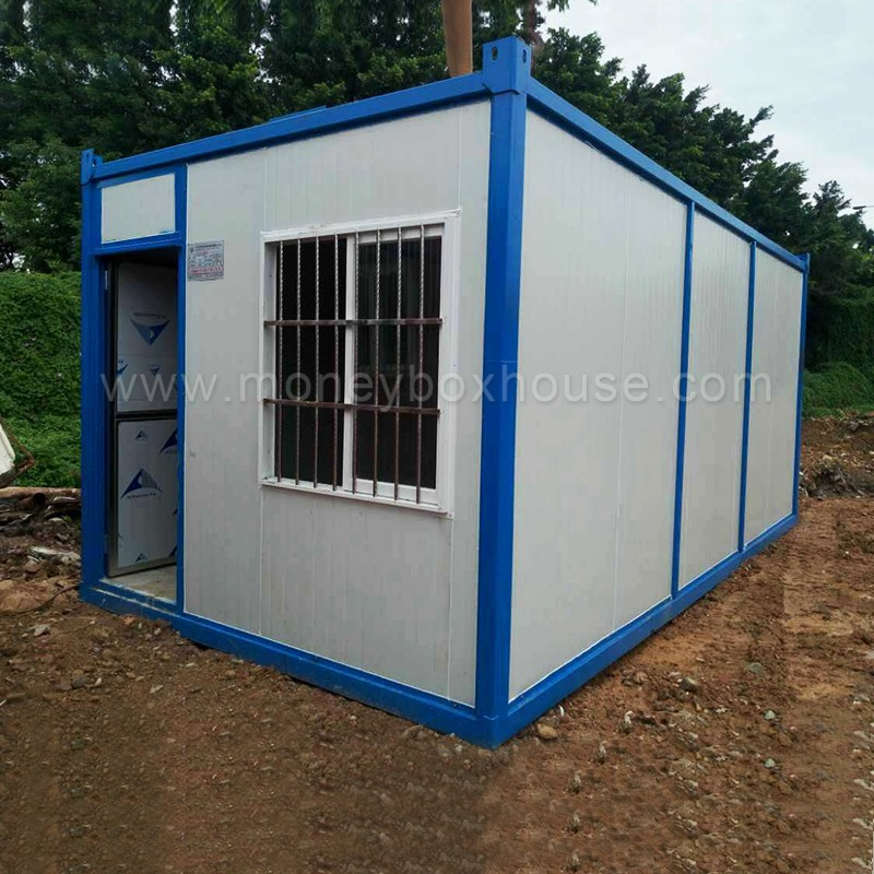 Promotion hot sale prefab container house prefab folding container house - Acheter maison container ...