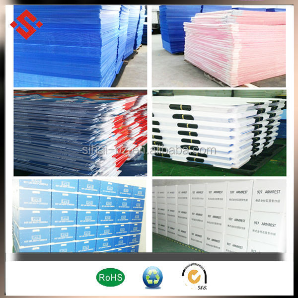 Corrugated plastic shipping pp box
