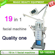 Skincare China Salon Beauty Equipment With 19 functions For Options