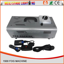 1500w stage disco hazer DMX control fog machine dual smoke machine
