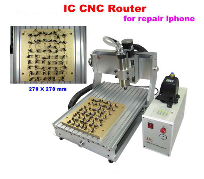 Original LY 3040 IC CNC router milling grinding machine