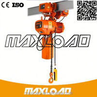 MAIN PRODUCT!! Good Quality M6/M Electric Chain Hoist Manufacture For Sale CR Truss