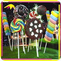 KANO7187 Traveling Exhibition Life Size Lollipop Resin