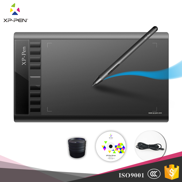 Chinese Brand XP-Pen Star 03 2048 Level Digital Tablet Graphics Drawing