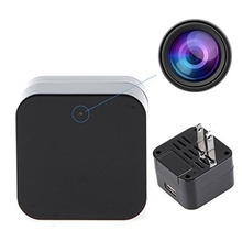 Charger Hidden Camera, 1080P HD Spy Camera USB Wall Charger, Spy Camera Adapter with 32G Internal Memory Motion Detection