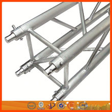 Spigot curved aluminum truss and lighting truss