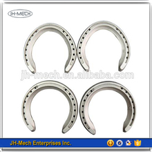 High precision full specification competition aluminum horseshoe