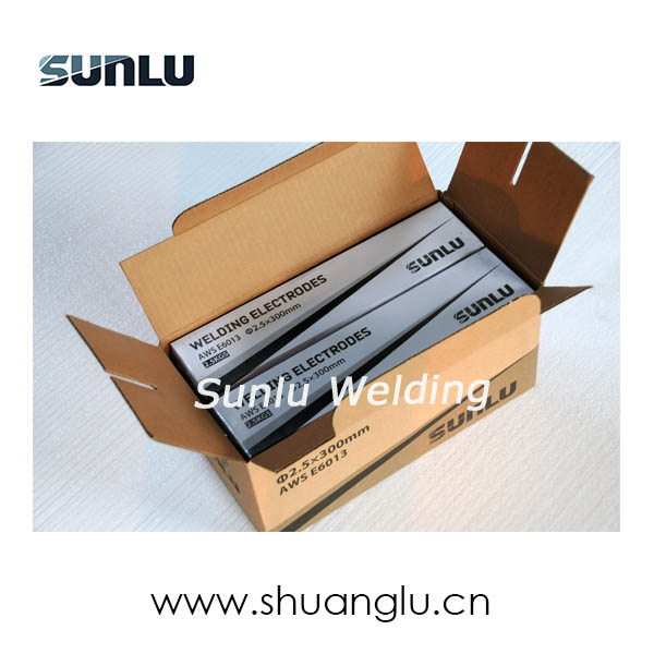 2.5mm/3.2mm/4.0mm/5.0mm aws e6013 e7018 thick coated welding electrodes