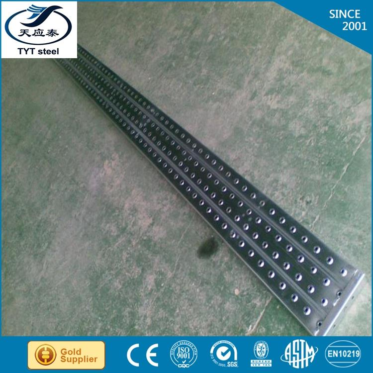 china supplier SCAFFOLD STEEL CATWALK used scaffolding boards for sale with great price