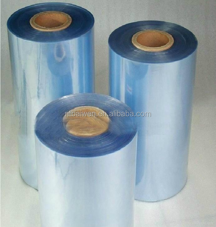 Wholesale Food Grade Plastic Hard PET Film Sheet In Rolls
