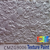 CMZG- 9006-2 Water based interior wall paint odorless metallic spray paint