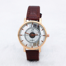 Europe Most Popular Creative Design Transparent Hollow Strap Watch
