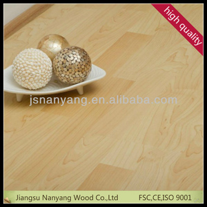 Canadian Maple wood sports flooring