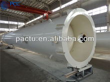 Air separation unit plant or distillation column