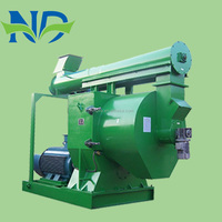 Stable working 6-7 t/h wood pellet machinery