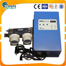 HO01-C40 Auto self cleaning swimming pool salt chlorinator