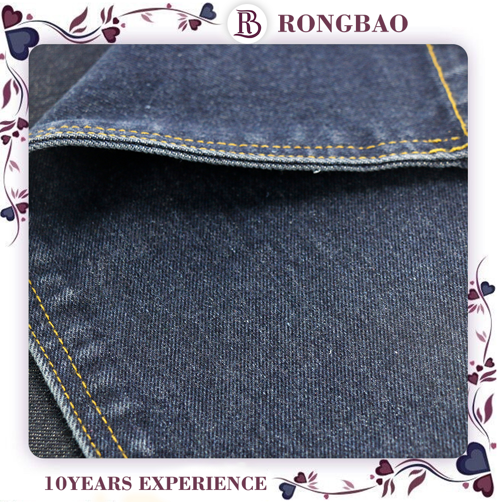 Perfect Cotton Heavy Weight Jeans Cowboy Denim Fabric