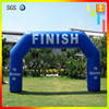Ground opening advertising promtion custom banner inflatable archways