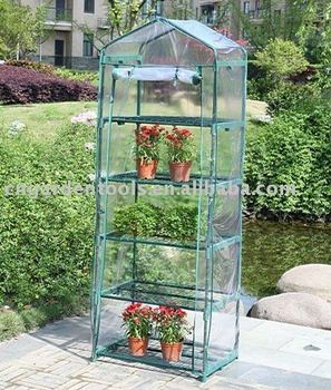 cheap and practical 5 -tier greenhouse