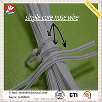 Single Core Nose Wire For Disposable