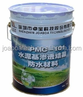 high performance waterproof building materials/ polymer watestop cement based coatings