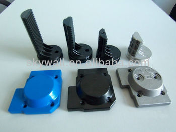 High Precision Aluminum 6061 machining Part