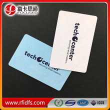 MIFARE Plus 2k/4K chip card with PVC/PET/ABS material