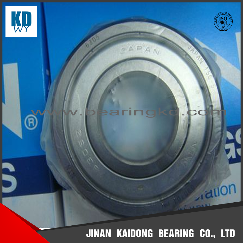 Made in japan NTN brand 6302 LLU deep groove ball bearing 6302 ZZ bearing