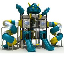 Robot series---outdoor playground equipment,children play games