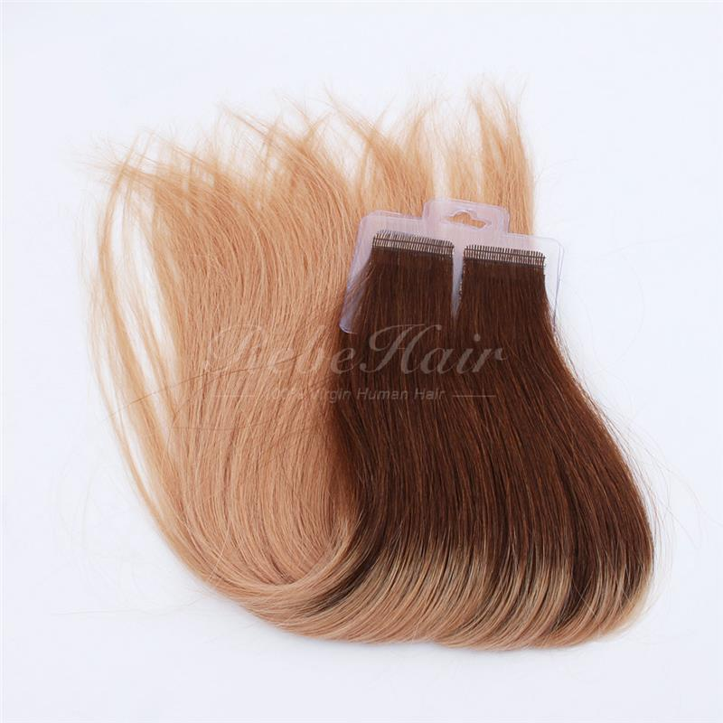 Wholesale factory price tape in hair extensions buy 100% Virgin Hair