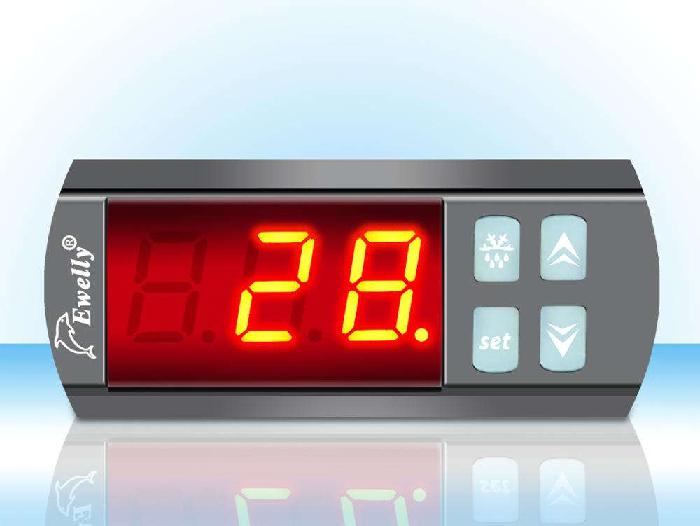 New waterproof digital temperature controller for freezer/refrigerator/cold storage EW-T207Z