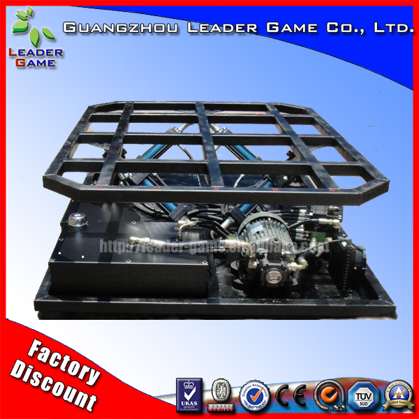 Panyu Leader Game 3dof motion platform, 6dof motion platform, electric system with electric cylinder control PCB