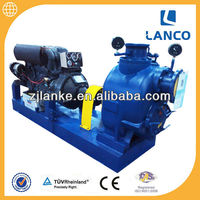Skid Mounted Air Cooling Diesel Engine Driven Water Pump