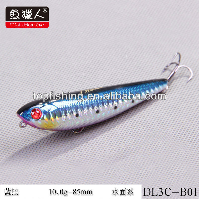 Hard Body Bait <strong>Fishing</strong> Lures Pencil Bait <strong>Fishing</strong> Lures top <strong>fishing</strong> tackle