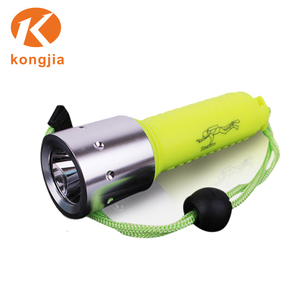 Ultra Bright ABS 10W XML T6 LED Waterproof Flashlight Torch 5000 Lumen Dive