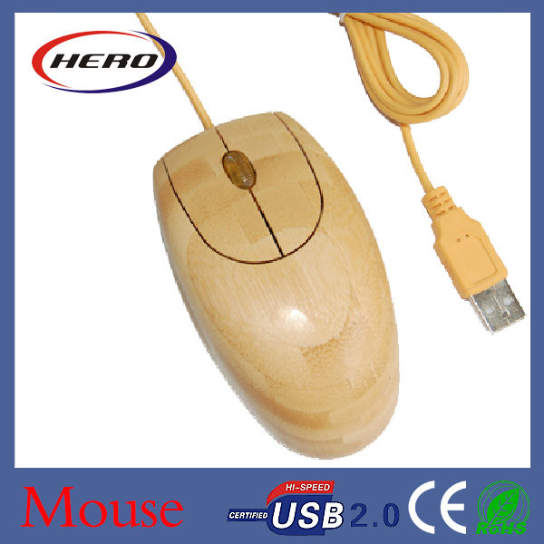 Hot wooden mouse / usb wooden mouse