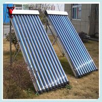 2016 newest high efficiency flat plate solar collector prices thermal water collector