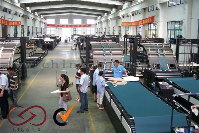 GIGA LX paper laminating machine Solar Laminating Machine