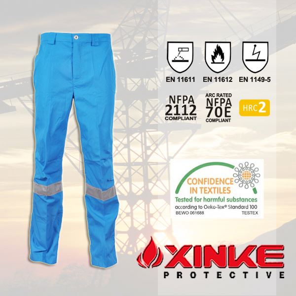 functional professional cotton twill workers cargo pants