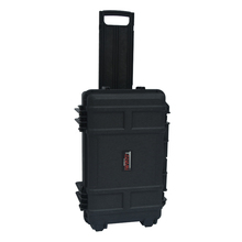 TSUNAMI lightweight hard camera case wheeled
