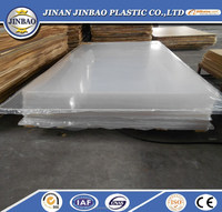 jinbao factory direct wholesale clear and colored acrylic plastic